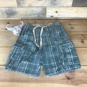 Abercrombie & Fitch Men's Cargo Shorts Size 30
